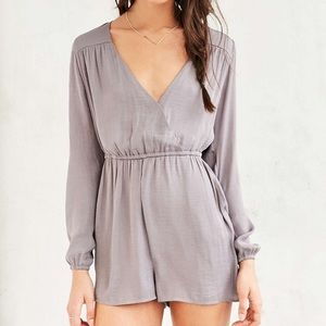 Urban Outfitters Pants - • UO Lavender Romper •